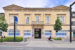 Anfahrtparken Diagnosezentrum Mödling